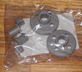 Bosch SMS5000 Series Dishwasher Lower Basket Wheel (Pkt 2) - Part # 066320