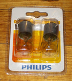 Philips Pilot Globe 15Watt Standard BC (Pkt 2) - Part # 079509