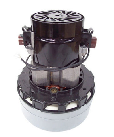 Dual Stage Italian Ametek Bypass 1200Watt Vac Motor Fan Unit - Part # 116296-13