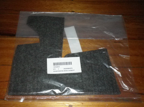 Electrolux UltraActive, UltraPerformer Sound Proofing Felt - Part # 1181522010