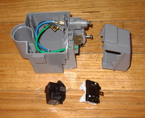 Embraco EGY100 Fridge Compressor PTC Start Relay & Overload Kit - Part # 1448839