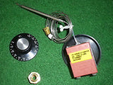 0-120 degreeC Water Urn Thermostat with Gland - Part # TS-120ST