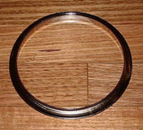 Westinghouse 145mm Small Chrome Trim Ring. Part # SE113