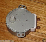 Microwave Oven Turntable Motor # MWM1624, GM-16-24FLE1