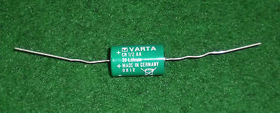 Varta 3.0Volt 1/2AA Lithium Battery with Pigtail Leads - Part # TCR6127