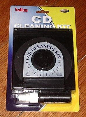 CD - DVD Cleaning Kit - Part # HL-620