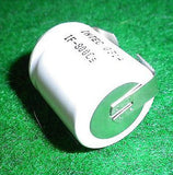 1/2 Sub C Ni-Cd 840mAh Rechargable Battery - Part # IF800CST