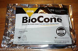 Genuine Filter Queen BioCone Filter Cones (Pkt 12 + Filter) - Part # 1908010500