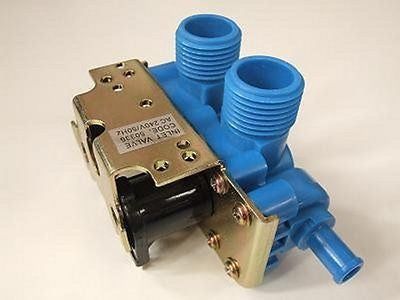 Commercial Washing Machine Dual Inlet Valve with 10mm Outlet - Part # J006