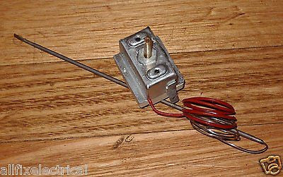 Genuine Kleenmaid 50 - 300deg Standard SPST Oven Thermostat - Part # CK016