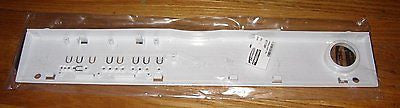 Fisher & Paykel Dryer Escutcheon Panel - Part # FP427138P