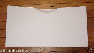 Used Fisher & Paykel DishDrawer Lower White Door Panel - Part No. 526232SH