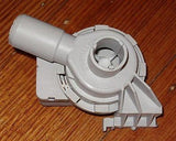 Bosch Washer Magnetic Pump Motor - Small Offset Base. Part # H051E