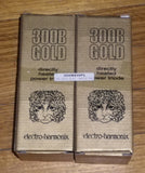 Electro Harmonix Matched Pair Gold 300B Audio Output Valves - Part # 300B-EH-PL
