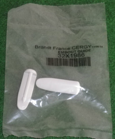 Blanco, Kleenmaid, Brandt Dishwasher Basket Guide Stopper Pins - Part # 32X1986