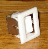 Fisher & Paykel Female Dryer Door Catch - Part # FP410128, 410128