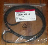 LG Condensor Dryer Drum Belt - Part # 4400EL1001A, 1985H8