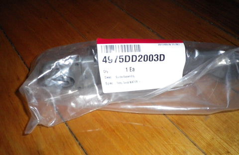 LG LD-1419 Dishwasher Upper Spray Arm Water Guide - Part # 4975DD2003D