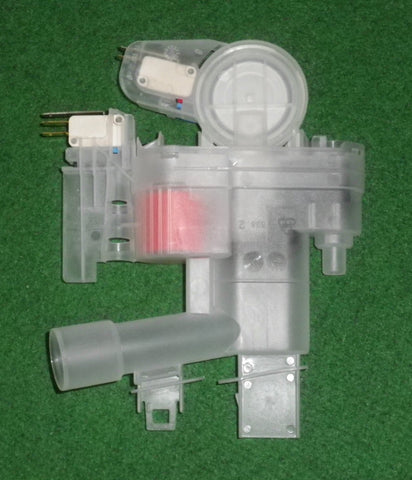 Bosch SGS Series Dishwasher Fill Chamber Level Switch Assembly - Part # 499068