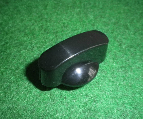 St George Black Oven & Hotplate Control Knob - Part No. 51545B