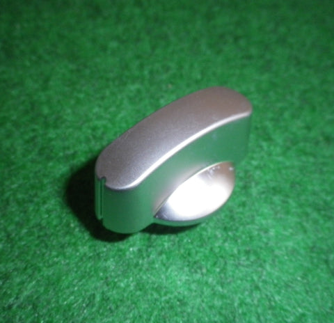 St George Satin Chrome Oven & Hotplate Control Knob - Part No. 51545SC