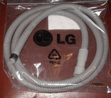 LG 2.0metre Dishwasher Outlet Hose - Part # 5215ED3001J