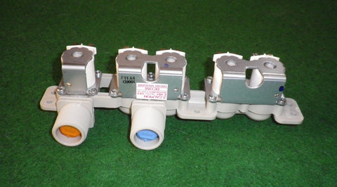 5way Dual Inlet Valve suits LG WT-R807 Top Load Washer - Part # 5221EA1008D