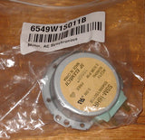 LG 21Volt Microwave Oven Turntable Motor - Part # 6549W1S011B