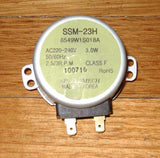 LG 240Volt Microwave Oven Turntable Motor - Part # 6549W1S018A