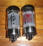 Sovtek Platinum Matched Pair 6550 Audio Output Valves - Part # 6550WE