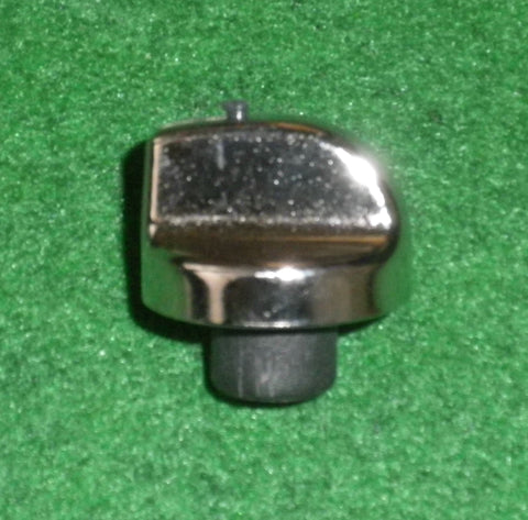 Smeg Berlini Stainless Steel Oven Control Knob - Part No. 694975489