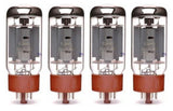Svetlana Platinum Matched Quad 6L6GC Audio Output Valves - Part # QD6L6GCSVPL