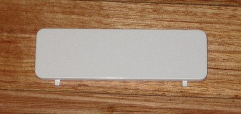 SMEG Dishwasher White Handle Flap - Part No. 762172037