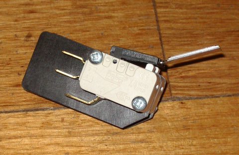 Smeg Oven Door Dual Microswitch Assembly - Part # 814490216