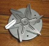 Universal Fan-Forced Oven Fan Motor with Blade - Part # 9683WS