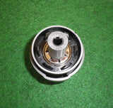 Westinghouse WFE Series Silver Burner Control Knob with Skirt - Part # A03160502
