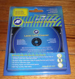SafeClens Blueray, DVD & Game Console Laser Lens Cleaner Kit - Part # ABDC000