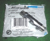 Amphenol 3pin Female to Female XLR Adaptor - Part # AC3F3FBW