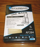 Hoover TurboLark, TurboPower, Breeze Vacuum Cleaner Bags - Part # AF284