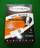 Kirby G3-G7, UltimateG Vacuum Cleaner Synthetic Bags (Pkt 3) - Part # AF366S