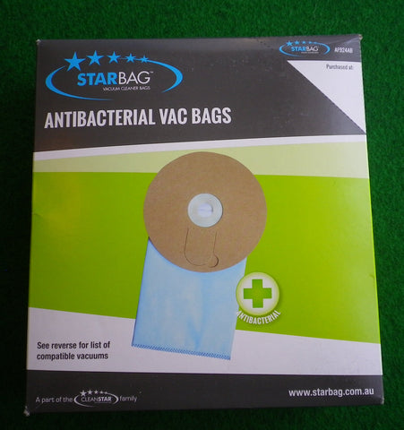 Ghibli T1 Backpack Antibacterial Disposable Dustbags (Pkt 5) - Part # AF924AB