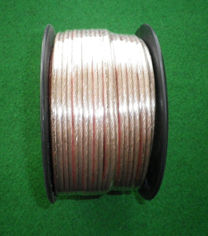 50 Metres (50m, 50mtr) Heavy Duty 11AWG OFC Speaker Cable - Part # AIC772
