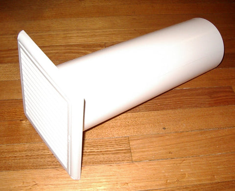 125mm Vent & Flue for Chef, Westinghouse Rangehoods - Part # AR125WV