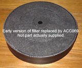 Westinghouse Rangehood Round Charcoal Filter Kit - # ACC069