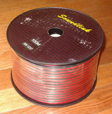 100Metres 10Amp Automotive Twin Cable Red & Black Colour Coded - Part # AW1237