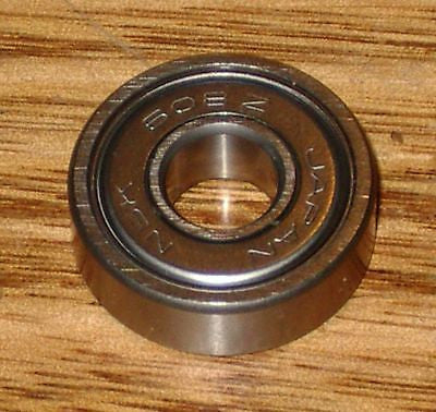 Hoover, Fisher & Paykel Dryer Rear Drum Bearing - Part # 608Z