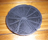 Omega Rangehood Round Charcoal Filter - Part # BD0060035