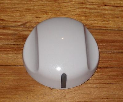 Westinghouse, Chef White Stove Control Knob - Part # 0019007830