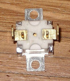 16A Klixon Normally Closed Thermal Cutout (You specify temperature) - # D12x