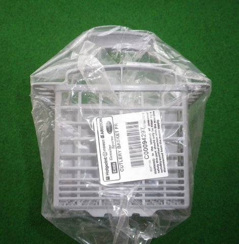 CUTLERY BASKET FOR HOTPOINT INDESIT DISHWASHER replaces C00094297